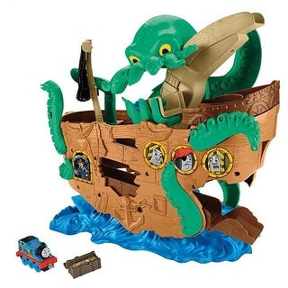 Pirate Set Thomas & Friends Adventures Sea Monster