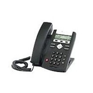 Polycom Soundpoint 2200-12360-025 IP 321 2-Line Phone - 1 x (Refurbished)