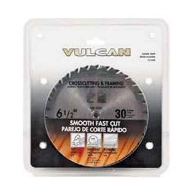 Vulcan 409071OR Smooth Cut Thin Kerf Circular Saw Blade, 6-1/2 Dia