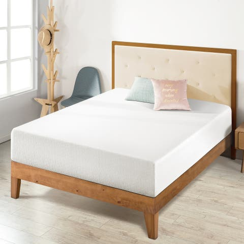 14 Inch Memory Foam Mattress - Crown Comfort