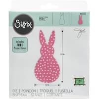 Sizzix Bigz Dies Fabi Edition-Bunny By Jorli Perine