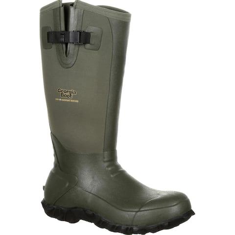Georgia Boot Waterproof Rubber Boot, #GB00230
