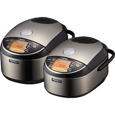 Zojirushi Pressure Induction (IH) Rice Cooker & Warmer NP-NWC