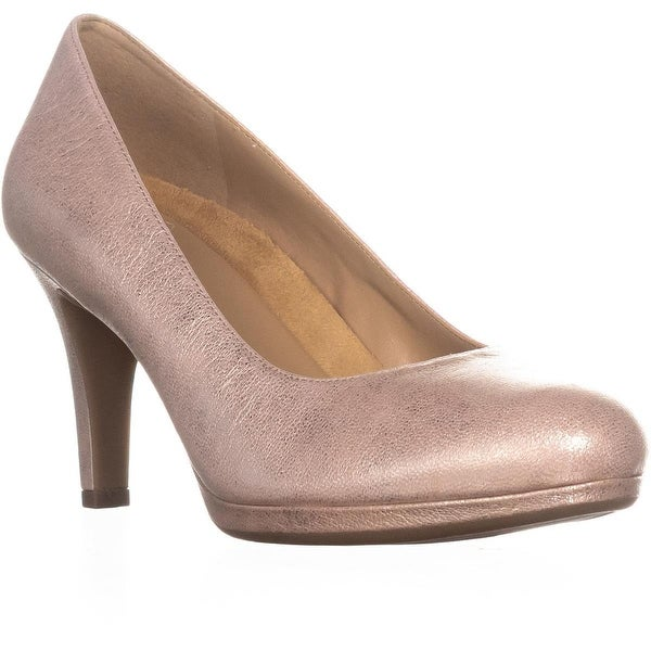naturalizer Michelle Classic Dress Pumps, Taupe Luster