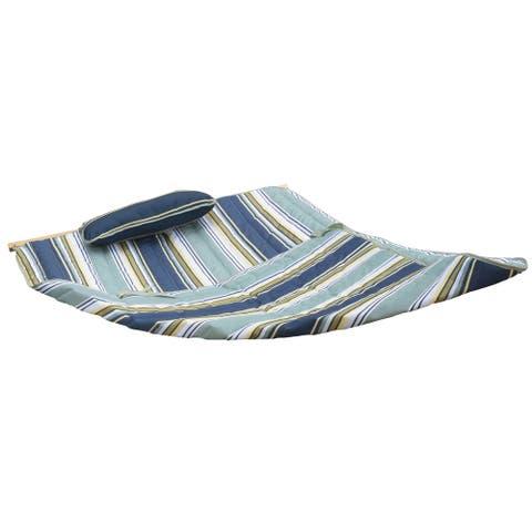 Coastal Stripe Hammock Pillow & Pad Set - One-Size