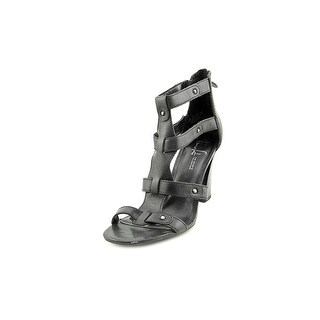 Franco Sarto Jett Women Open Toe Leather Sandals