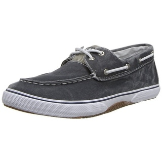 Sperry Halyard Fabric Lace Up Boat Shoe
