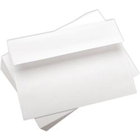 American Crafts 50 Piece A2 White Envelopes