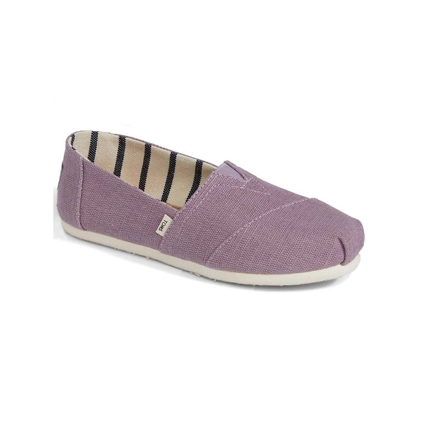 aa8bdadefb1 Shop TOMS Women s Heritage Classic Canvas Shoe - Free Shipping Today ...