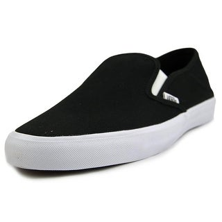 Vans Atwood Men Round Toe Canvas Black Sneakers