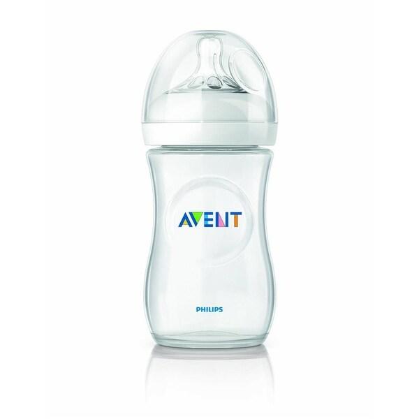 Philips AVENT Natural Polypropylene 9-oz Bottle