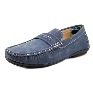 Stacy Adams Park Men Moc Toe Synthetic Loafer