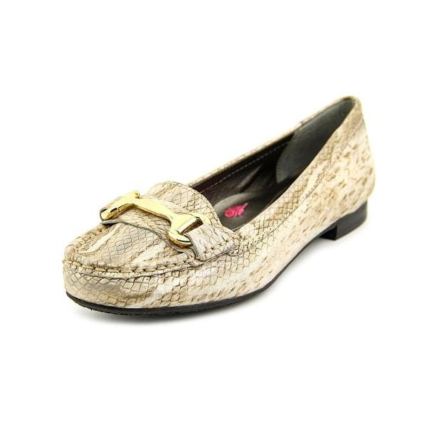 Ros Hommerson Regina Women US 7 N/S Ivory Loafer