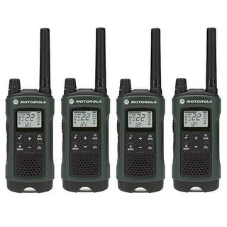 Motorola T465 (4 Pack) Two Way Radio