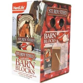 Herdlife 2 Pk-Apple Barn Blocks