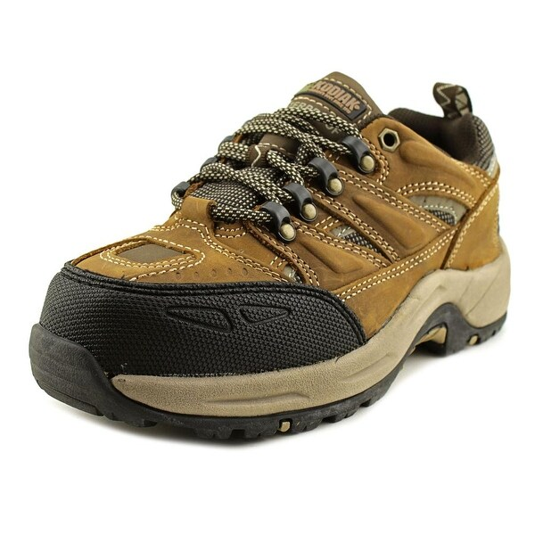Shop Kodiak Buckeye Round Toe Leather Hiking Shoe Free