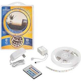RCA Warm Wht Led Tape Light UG80WW Unit: CARD