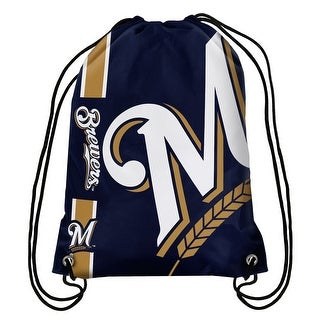 Milwaukee Brewers 2015 Drawstring Backpack