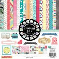 """Capture Life - Echo Park Collection Kit 12""""X12"""""""