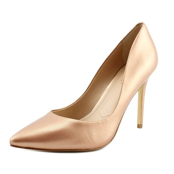 Charles By Charles David Pact Light Gold Pumps