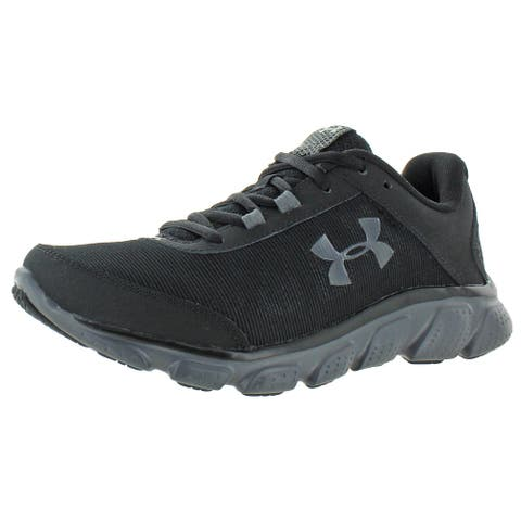 Under Armour Mens Micro G Assert 7 Running Shoes Slip On Trainer