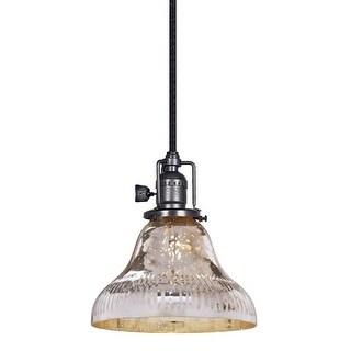 "JVI Designs 1200 S11-SR Bell Single Light 7"" Wide Mini Pendant (4 options available)"