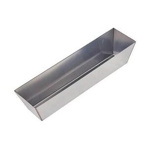 "Mintcraft C052253L Mud Pan, 14"", Stainless Steel"