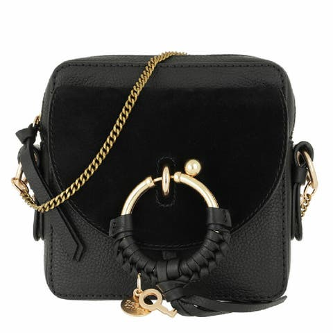 See by Chloe Joan Mini Camera Bag Black One Size