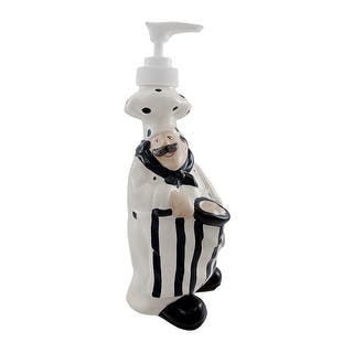 Cute Ceramic Chef Soap Dispenser - Multicolored|https://ak1.ostkcdn.com/images/products/is/images/direct/216a0e2930d53df7c37a64facd9b333fe856b5f1/Cute-Ceramic-Chef-Soap-Dispenser.jpg?impolicy=medium