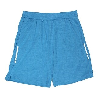 Ideology NEW Blue Mens Size Large L Athletic Apparel Performance Shorts