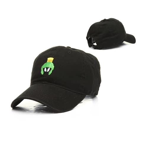 Looney Toons Authentic Baseball Hat Cap Women Men Teen Adult Sz- Marvin Martian