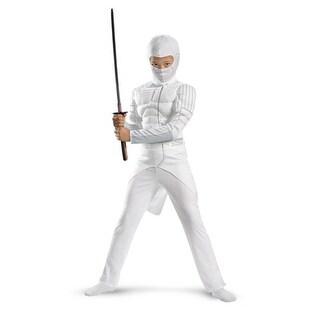 Boys GI Joe Storm Shadow Halloween Movie Costume