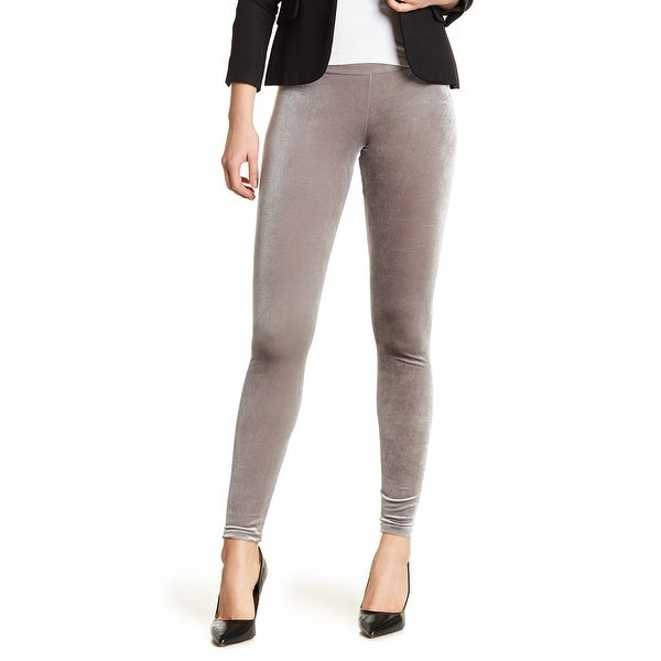 de6065a0a0ea44 Shop RDI Womens Pull On Stretch Seamed Velvet Legging Pants - On Sale -  Free Shipping On Orders Over $45 - Overstock - 26982421