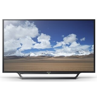 """Sony Built-In Wi-Fi HD TV (32"""") - Black"""