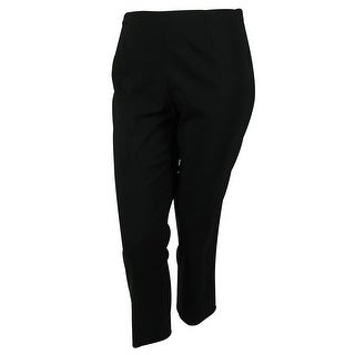 Style & Co.Women's Stretch Slim Leg Dress Pants - 2p short