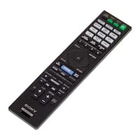 OEM Sony Remote Control Originall Shipped With: STR-ZA5000ES, STRZA5000ES