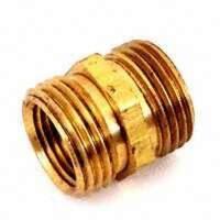 """Plumb Pak PP850-61 Garden Hose Adapter Brass, 3/4"""" x 3/4"""" x 1/2"""""""