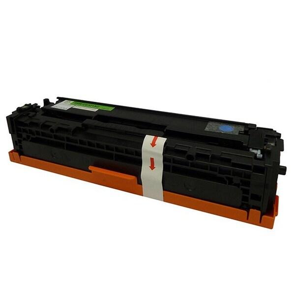 MPI Compatible HP 128A Cyan (CE321A) Laser Toner - Cyan