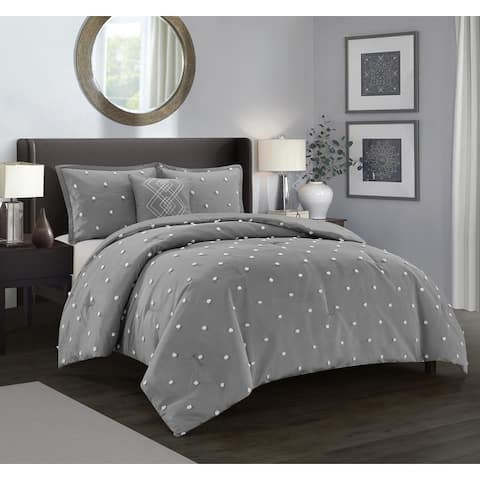 Grand Avenue Donna 4-Piece Comforter Set