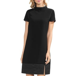 Vince Camuto Womens Wear to Work Dress Office Mock Neck