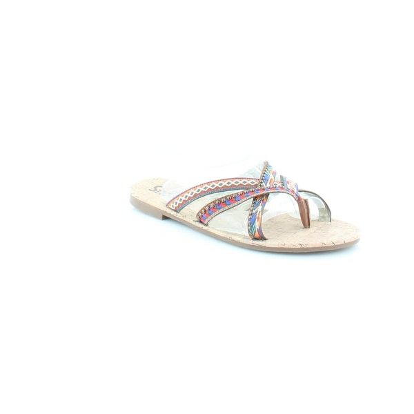 Circus by Sam Edelman Bronx Women's Sandals & Flip Flops Saddle