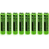 NiMH AA 8 Pack NiMH AA Batteries