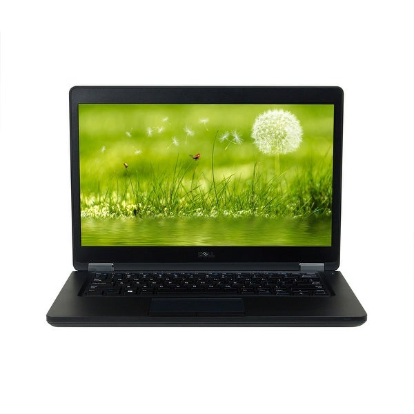 "Dell Latitude 5480 Core i5-6200U 2.3GHz 8GB RAM 256GB SSD Win 10 Pro 14"" Laptop (Refurbished)"