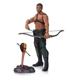 "DC Comics Arrow 6.75"" Action Figure: Oliver Queen & Totem - multi"