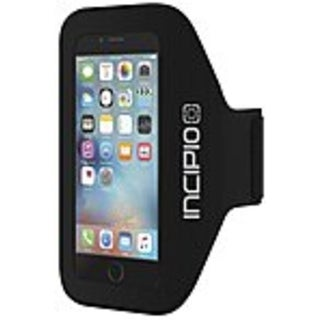 Incipio Carrying Case Armband for iPhone - Black - Water (Refurbished)