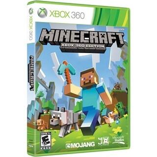 Microsoft Minecraft: Xbox 360 Edition G2W-00002 Minecraft Xbox 360 Edition