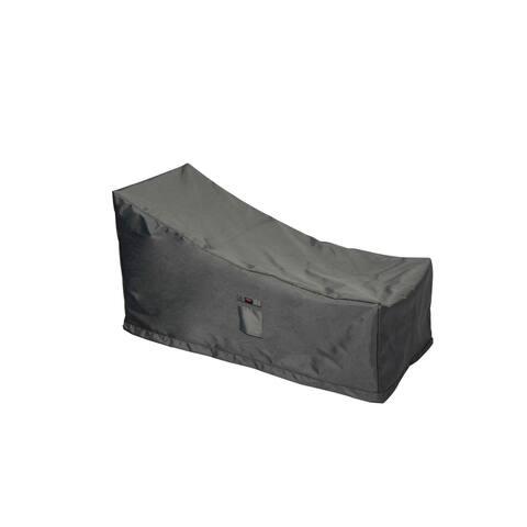 "Chaise Lounge 73"" Cover - Shield Titanium"