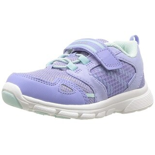 Kids Stride Rite Girls BB57238 Leather Low Top Walking Shoes