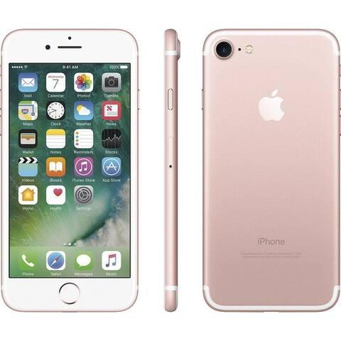 Refurbished Apple iPhone 7 128GB GSM Unlocked Rose Gold - Rose Gold