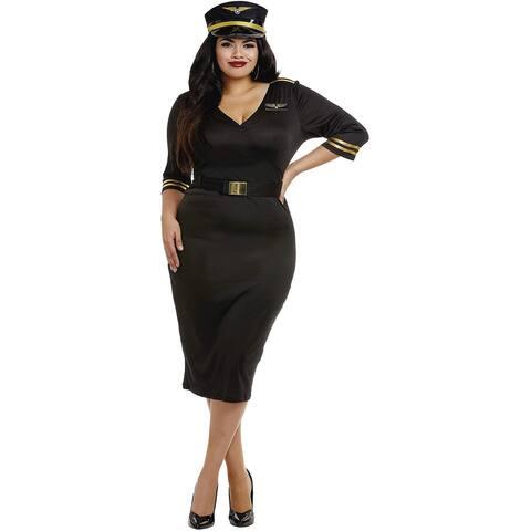 Flight Captain Women's Costume